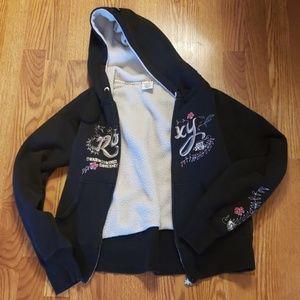 Roxy hoodie zip up